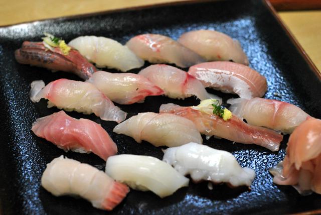 伊豆高原地魚寿司処 こうげん寿し