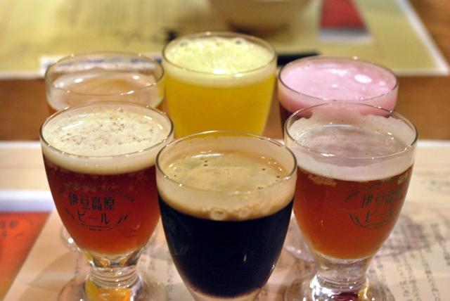 伊豆高原ビール うまいもん処